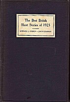 The Best British Short Stories of 1923 by…