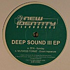 Deep Sound III EP by Various Artists