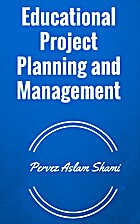 Educational Project Planning and Management…