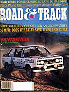 Road & Track 1980-05 (May 1980) Vol. 31 No.…