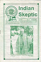 Indian Skeptic Vol. 15 No. 11, 15-03-2003 by…