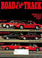 Road & Track 1984-03 (March 1984) Vol. 35…