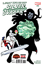 Silver Surfer (Vol. 4) #13: The Death of…