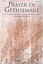 Prayer of Gethsemane by Robert Sterling