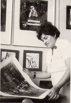 Author photo. Hildegard Kremper-Fackner