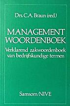 Management woordenboek Verklarend…
