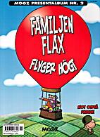 Familjen Flax flyger högt by Mort Walker