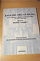 English organ music : an anthology from four…