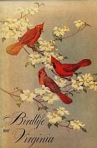 Birdlife of Virginia by Joseph James Shomon