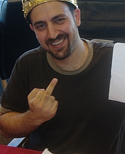 Author photo. <a href=&quot;http://commons.wikimedia.org/wiki/User:TheTruthiness&quot; rel=&quot;nofollow&quot; target=&quot;_top&quot;>Andrew Ormberg</a>
