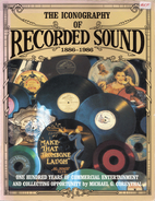 The iconography of recorded sound, 1886-1986…