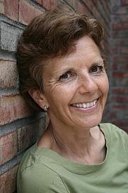 Author photo. Gayle Boss