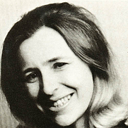 Author photo. Joan Fisher