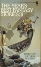 The Year's Best Fantasy Stories: 11 by…
