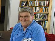 Author photo. Phuto by Eirik Newth