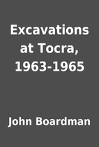 Excavations at Tocra, 1963-1965 by John…