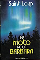 Une moto pour Babara by Marc Augier