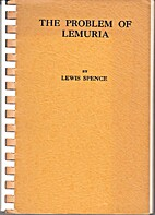 Problem of Lemuria by Lewis Spence