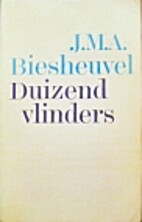 Duizend vlinders : verhalen by J.M.A.…