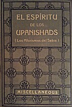El Espiritu de los Upanishads, (Los…