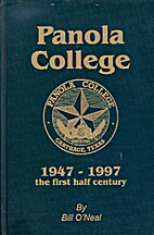 Panola College by Bill O'Neal