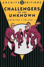 Challengers of the Unknown Archives, Volume…