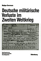 Deutsche militärische Verluste im…