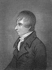 Author photo. Image from <b><i>Memoir and poetical remains of Henry Kirke White; also Melancholy hours</i></b> (1850)