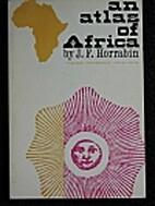An Atlas of Africa by J. F. Horrabin