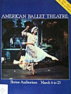 American Ballet Theatre Magazine: 1984 by…