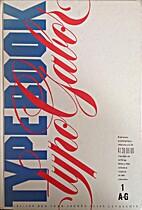 Type Book - 1 & 2 by Typogabor