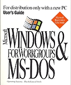 Microsoft Windows & for Workgroups MS-DOS…