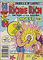 Richie Rich Digest Magazine No. 11 by Harvey…
