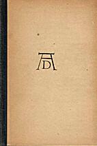 Albrecht Dürers schriftlicher Nachlass :…