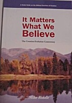 It Matters What We Believe: The…