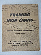 Training High Lights Armored Replacement…