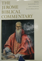 The Jerome Biblical commentary by Raymond…