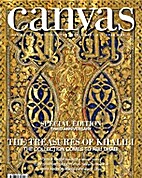 Canvas Magazine Volume 4 Issue 1: Art and…