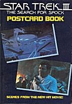 Star Trek III the Search for Spock Postcard…