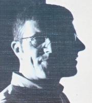 Author photo. Magnus Mills (1954) Book cover