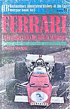Ferrari by L. J. K. Setright
