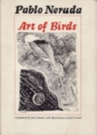 Art of Birds by Pablo Neruda