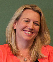 Author photo. Cheryl Strayed. Photo by Sam Beebe, Ecotrust.