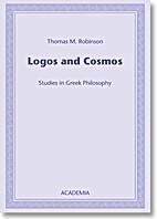 Logos and Cosmos: Studies in Greek…