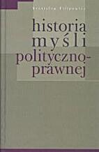 Historia myśli polityczno-prawnej by…