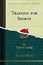 Training for Sports (Classic Reprint) by…
