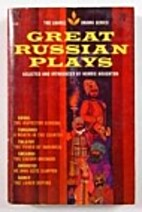 Great Russian Plays by Gogol/ Turgenev/…