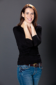 Author photo. Lisa O'Donnell