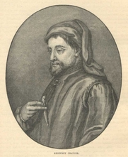 Author photo. Illustration from Cassell's History of England - Century Edition - published circa 1902.<br>