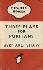 Three Plays for Puritans by Bernard Shaw